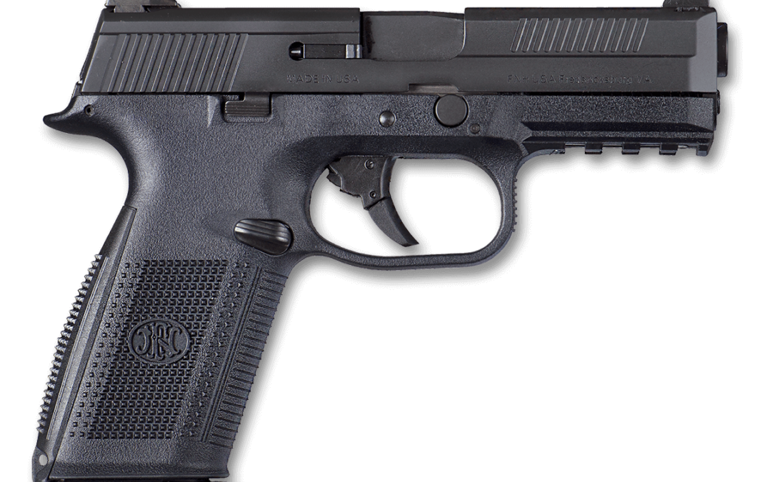 Presidents Day Sale! FNS-40 handgun Give-away!