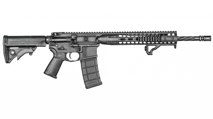 September Gun is LWRC with DI Optic!