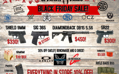 Huge Black Friday Sale!