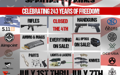 Independence's Day Sale!